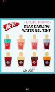 [PO] etude house dear darling gel tint
