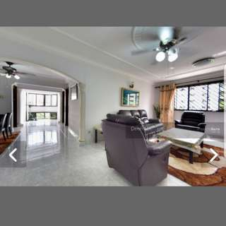 For rent 5 room hdb jurong East Central St 13