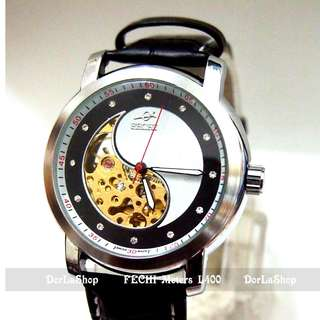 精緻機械錶品牌 Fechi
