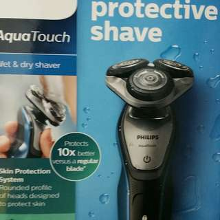 Philips electric shaver and trimmer