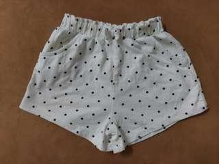 Baby hot pants