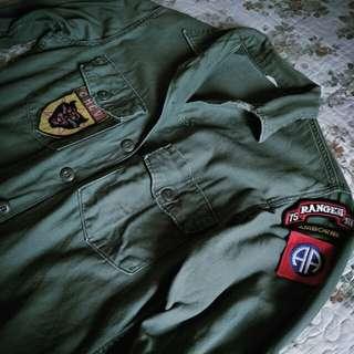 1st pattern og107 NAM War