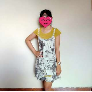 mini drees+outher