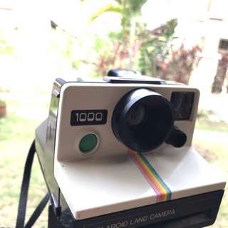 Polaroid land camera sx70