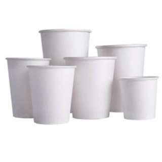 PAPER CUPS PLAIN AND CUSTOMIZE PRINTING