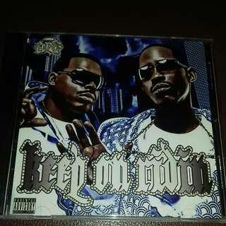 Tha Dogg Pound DPG keep ridin original USA pressing cd used Rap, Snoop dogg, Soopafly, cassidy