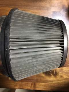 Blitz SUS Power Air Filter used