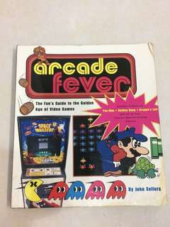 Arcade Fever by John Sellers
