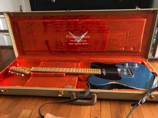 Fender 51 nocaster limited edition 2011 roadshow