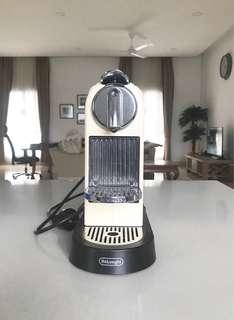 Nespresso Delonghi Citiz EN165CW (Cream)