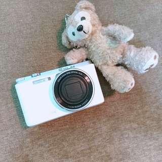 🚚 CASIO ZR1000翻轉螢幕美肌相機