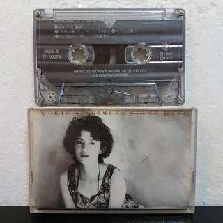 Cassette》Yukie Nishimura Super Best (西村由纪江)