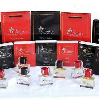 D'calysta  Exxclusive Perfume