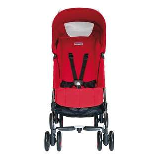 PEG-PEREGO Pliko Mini Stroller (Fire Red)