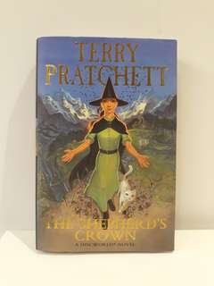 The Shepherd's Crown - A Discworld Novel, by Terry Prachett