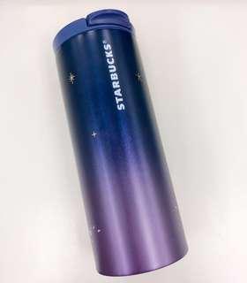 Starbucks星巴克 2018櫻花杯🌸夜櫻 12oz保溫杯