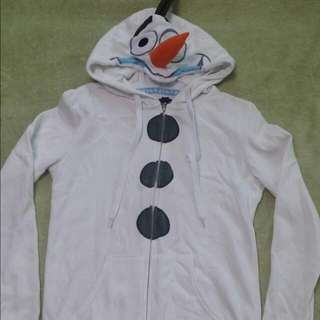 Olaf White Jacket