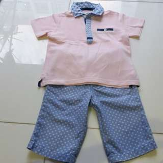 Boy shirt and pant 4-5 Yrs ($5 incl postage)