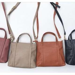 Cora Tote Bag or shoulder bag