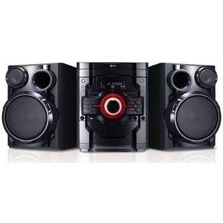 LG DVD Mini Audio HiFi System