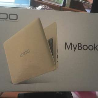 Laptop axio mybook