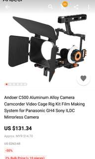 Camera cage (andoer)