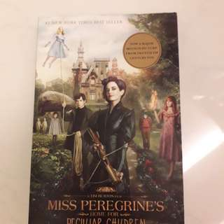 'Miss Peregrine's home for Peculiar Children