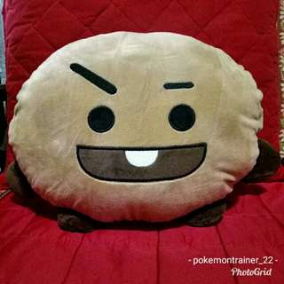 BT21 SHOOKY PILLOW 40CM
