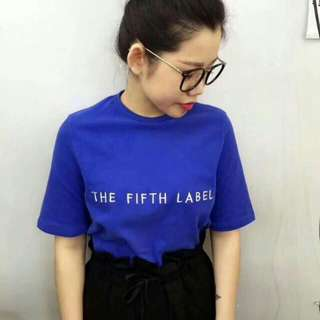 The fifth label tee