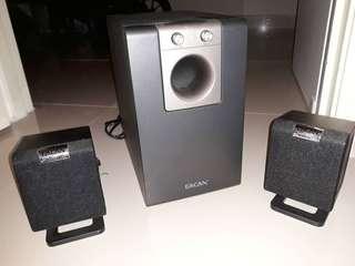 Eacan speaker