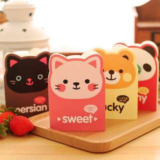Cute mini notebooks