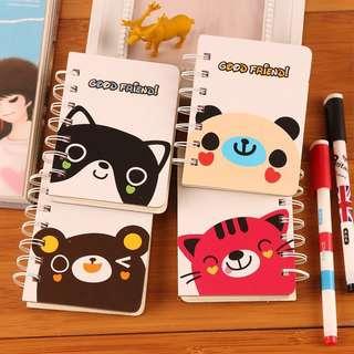 Cute mini Notebooks