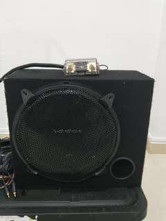 Subwoofer/Speaker/Amplifier