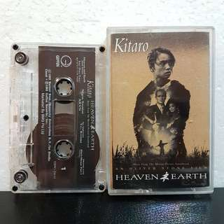 Cassette》Kitaro - Heaven & Earth