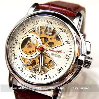 精緻機械錶品牌Fechi 全新 連精美包裝盒 適合送禮 性價比極高