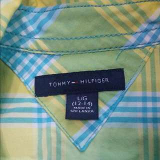Authentic Tommy Hilfiger Polo
