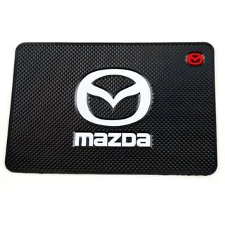 Anti-Slip Dashboard Mat (Car Logo Style)