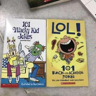 English comics and jokes