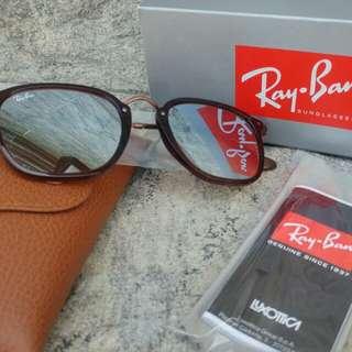 Ray-Ban RB2448N Flat Lenses-62569U  RayBan太陽眼鏡