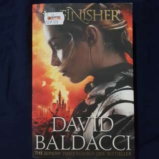 The Finisher by David Baldacci