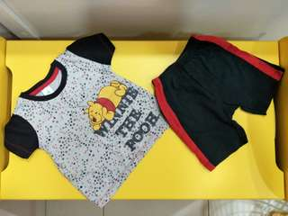 Disney Baby tshirt with pant