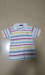 Boy Polo Shirt by Polo Fashion