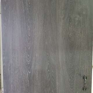 Laminate wooden door