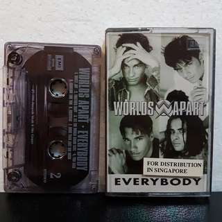 Cassette》Worlds Apart - Everybody