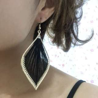 Trendy earring