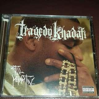 Tragedy Khadafi Still Reporting rare original USA pressing cd new, Mobb Deep, Capone N Noreaga,