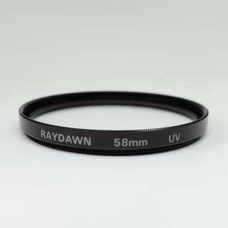 Raydawn UV Filter (58mm)
