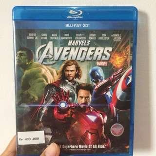 Marvel's-The Avengers blu-ray 3D
