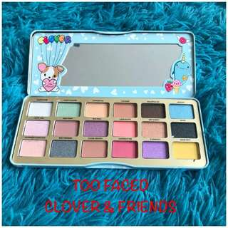 TOO FACED CLOVER & FRIENDS PALLETE
