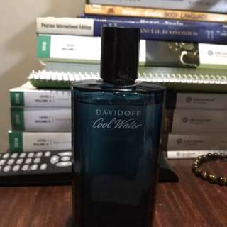 Original Davidoff Cool Water Perfume for Men